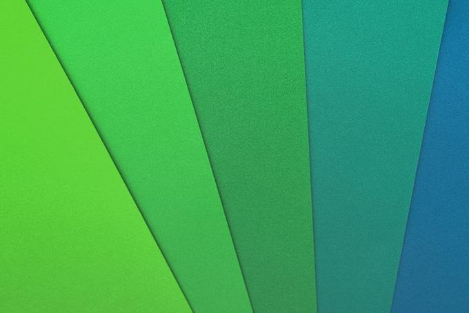 グリーン系のおしゃれな無地フリー背景(シンプル背景のフリー素材)