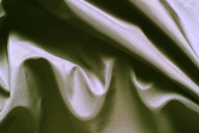 凹凸のある白い布の質感