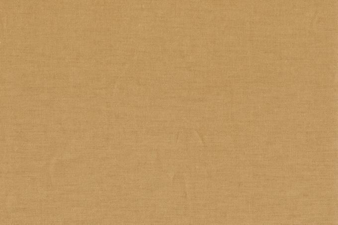 茶色いコットンの布地