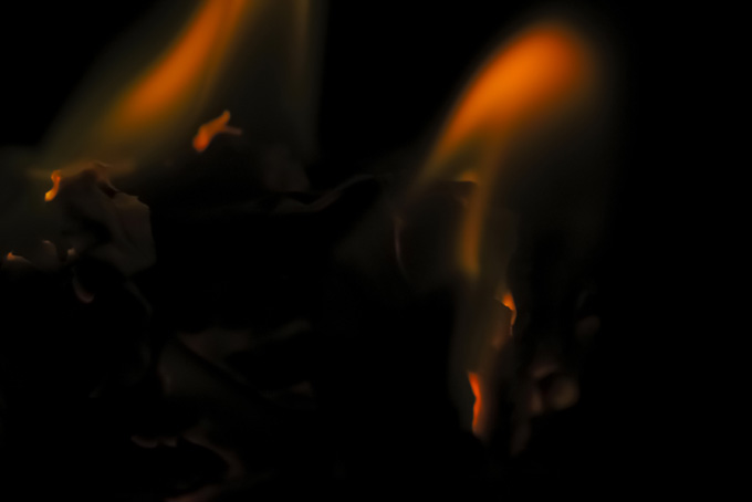 燃える炎(炎 壁紙の画像)