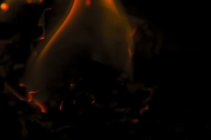 火 背景(炎 素材の画像)