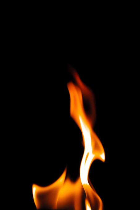 炎のテクスチャ