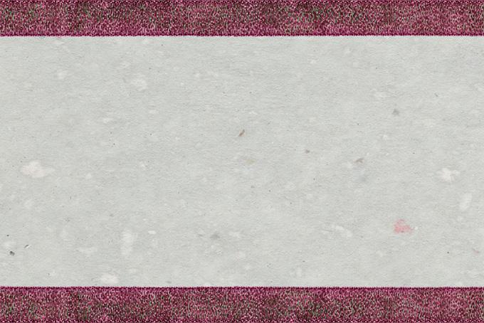 和紙に赤い縁取りの背景