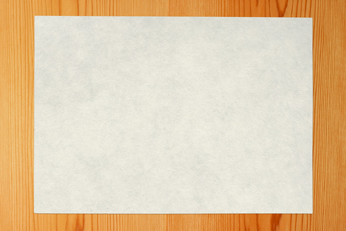 木目と和紙の和風フレーム