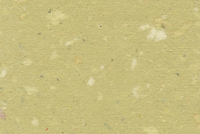 模様の入った木蘭色の因州和紙