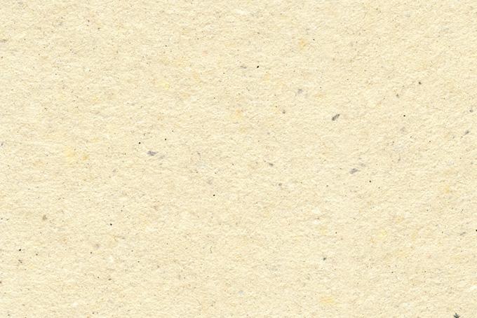 ザラついた淡黄蘗色の和紙背景