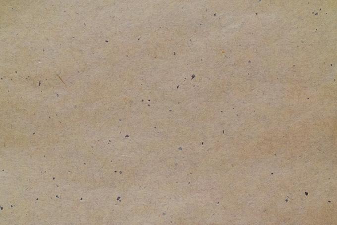 落ち着いた風合いの枇杷茶色の和紙