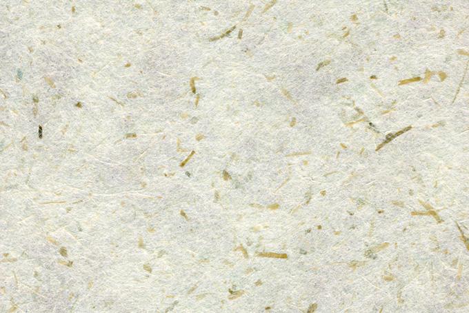 皮模様入りの白色の和紙