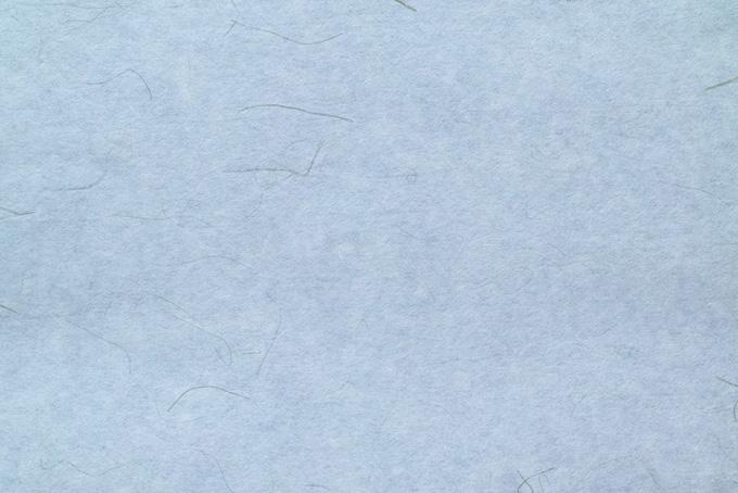 薄花色に染めた雲竜和紙