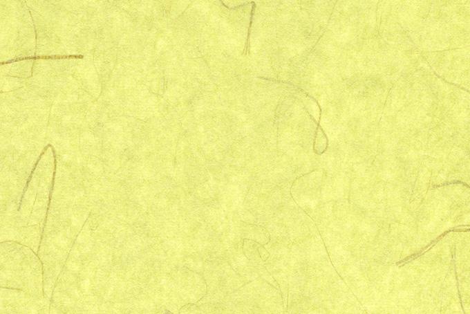 承和色の楮筋が入った和紙