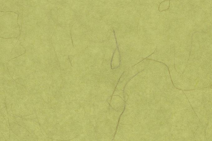 柳茶色の落着いた雰囲気の和紙