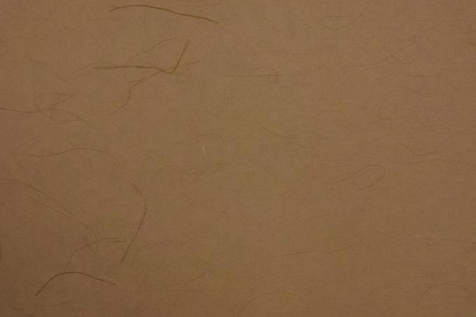 遠州茶色の筋が入った和紙