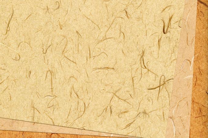 和の風趣を感じる和紙の背景のテクスチャ
