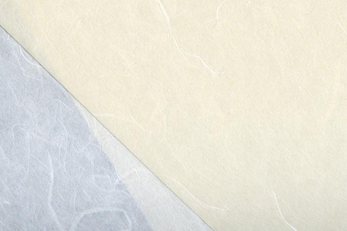 白系和紙のバックグラウンドのテクスチャ