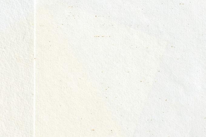 重ねた二枚の白い和紙の背景のテクスチャ