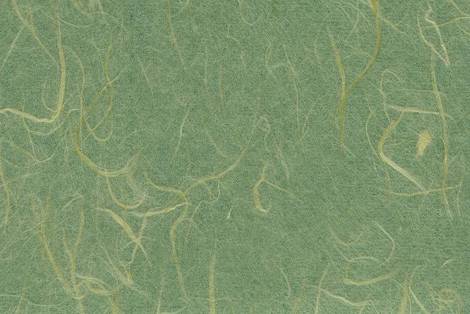 風趣に富んだ虫襖色の和紙テクスチャ