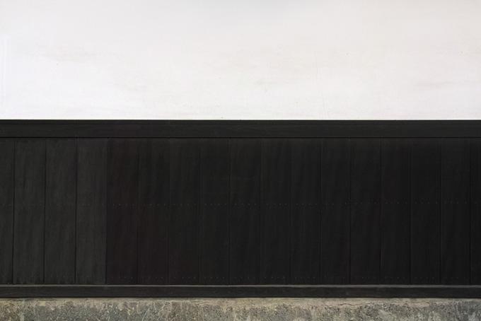 和風な壁のテクスチャー素材の背景