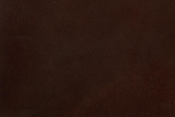 マットな質感の赤茶色のレザー(革 テクスチャのフリー画像)