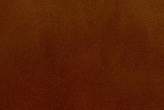オイルの薄いシミのある茶色いレザー(革 テクスチャのフリー画像)
