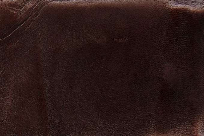長年使われた味のある革(革 テクスチャのフリー画像)