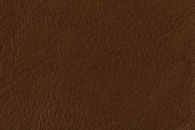 ブラウンカラーの革(革 テクスチャのフリー画像)