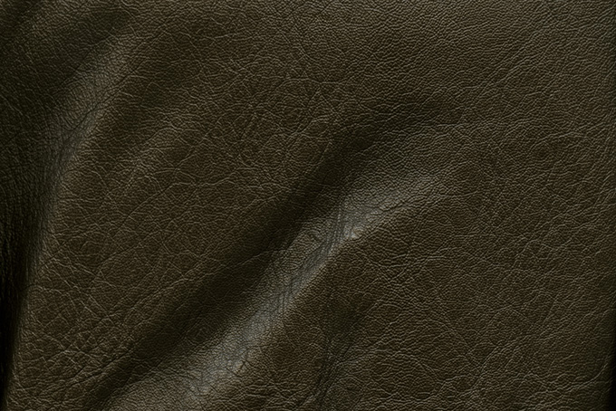 シワの入った柔らかいレザー(革 テクスチャのフリー画像)