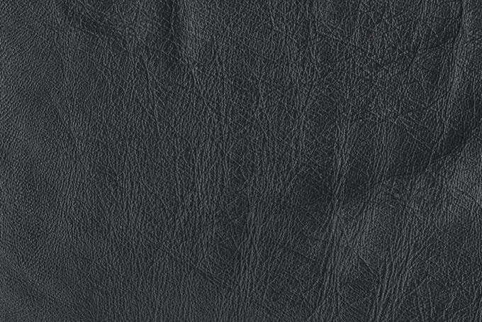 細い繊維の様なテクスチャの皮革