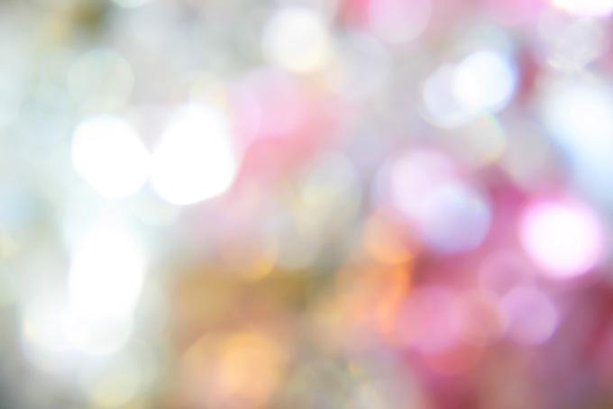 華やかな光のイメージ
