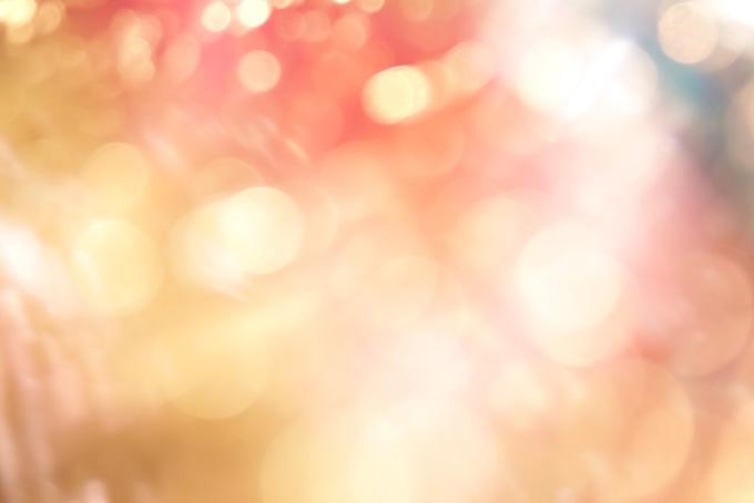 春色の輝く背景イメージ