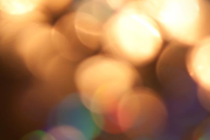 ゴージャスなライトの背景