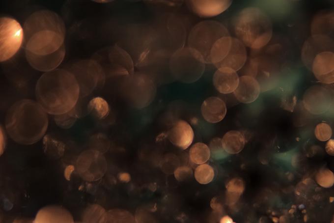 光・ボケの画像