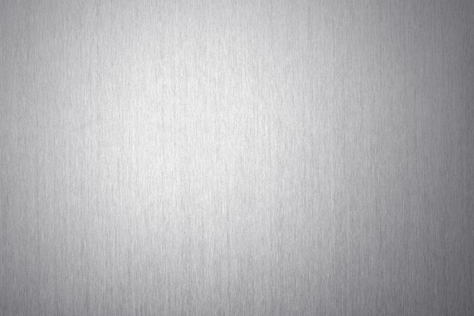鉄の表面のへアラインテクスチャー(金属 テクスチャのフリー画像)
