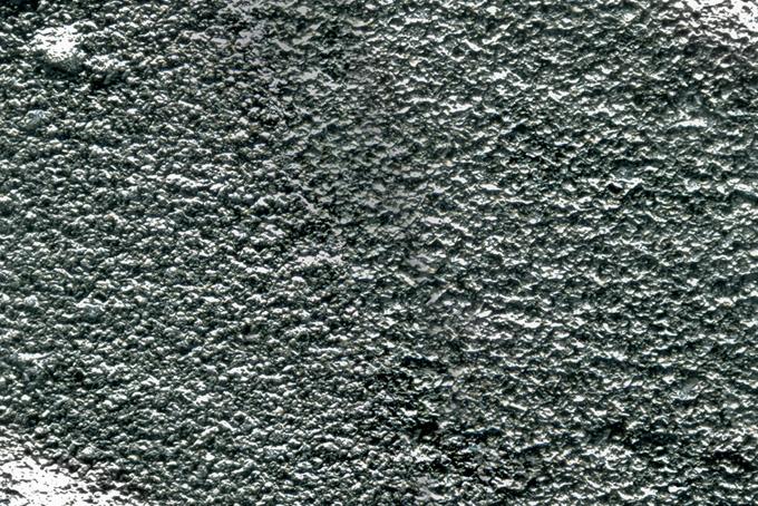 砂地の様な鉄のマテリアル(金属 テクスチャのフリー画像)