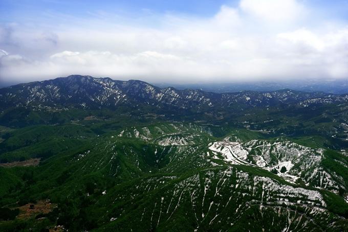 山・山地の写真
