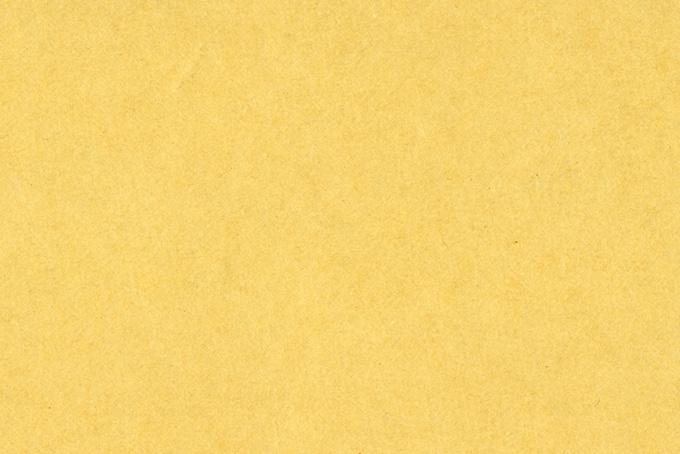 薄黄色のクラフト紙