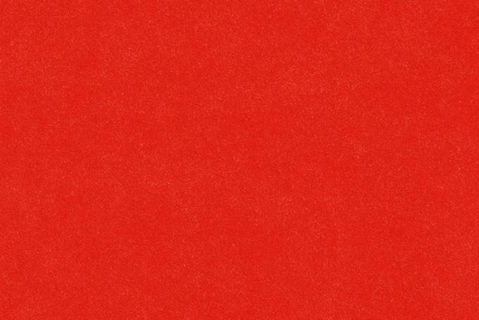 燃える炎のような赤い紙