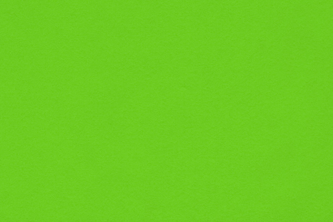 若葉のような黄緑色の紙