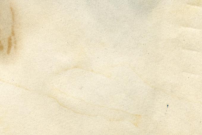 シミや汚れがある古紙のテクスチャ(紙 テクスチャのフリー画像)