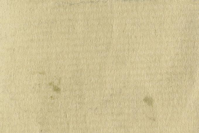 油シミのある汚れた紙の画像(紙 テクスチャのフリー画像)