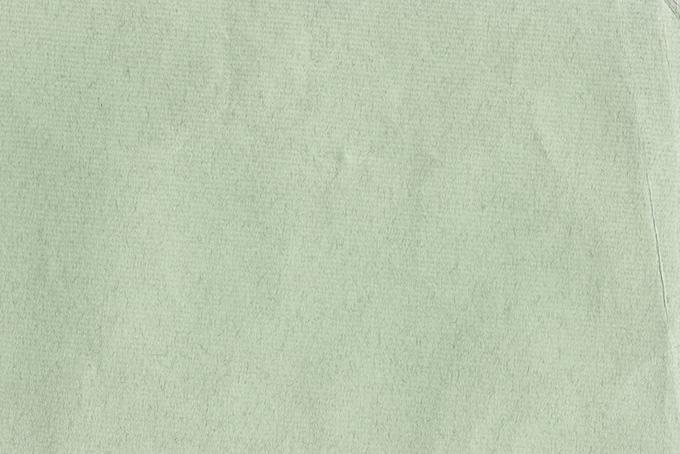 繊維のテクスチャがある薄緑の紙の素材(紙 テクスチャのフリー画像)