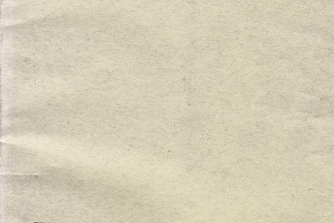 端が日焼けした古い紙の背景(紙 テクスチャのフリー画像)