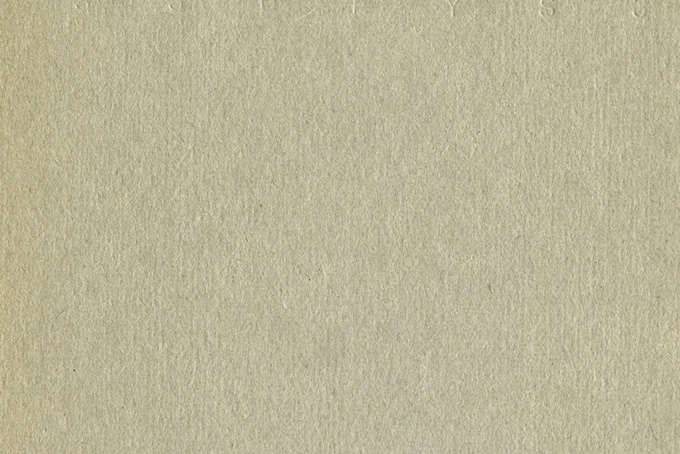 長い繊維が入った素朴な紙