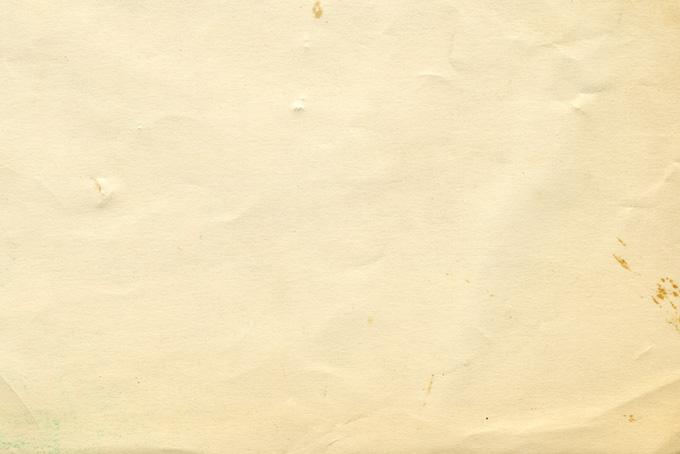 古く汚れたセピア色の紙の画像(紙 テクスチャのフリー画像)