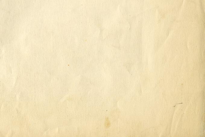 日に焼けた昔の紙の写真(紙 テクスチャのフリー画像)