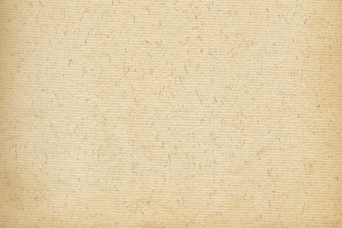 茶色いビンテージ紙のテクスチャ(紙 テクスチャのフリー画像)