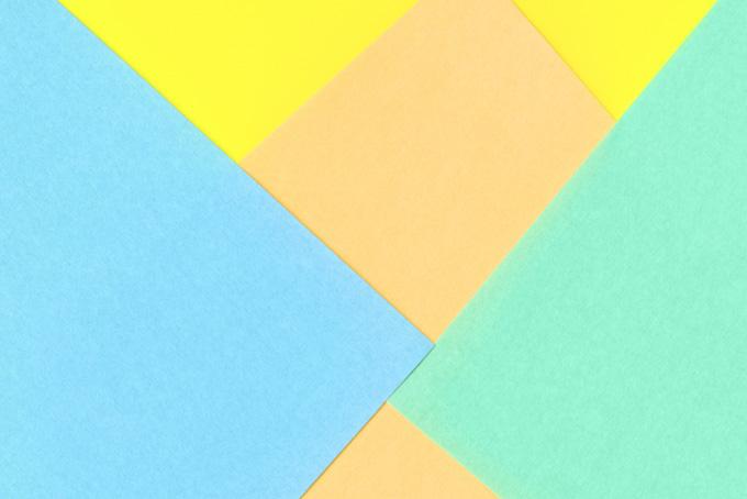 パステルのシンプルでカワイイ素材(カワイイのフリー背景画像)