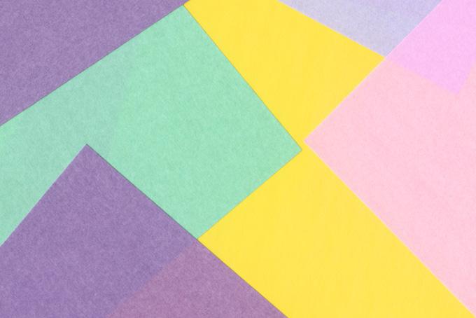 シンプルなパステルの綺麗な画像(綺麗のフリー背景画像)