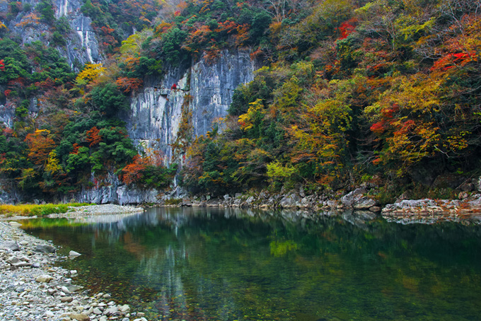 川・湖の写真