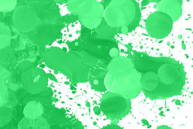 緑スプラッシュ、黄緑、深緑、薄緑、草色、若草色、常磐色、みどり、ミドリ、緑色、緑味、緑系、グリーン、Green