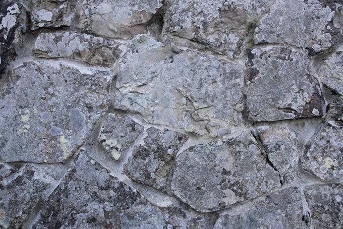 岩のテクスチャー